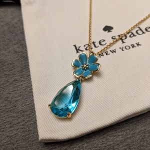 ♠️ Kate Spade turquoise necklace *NEW
